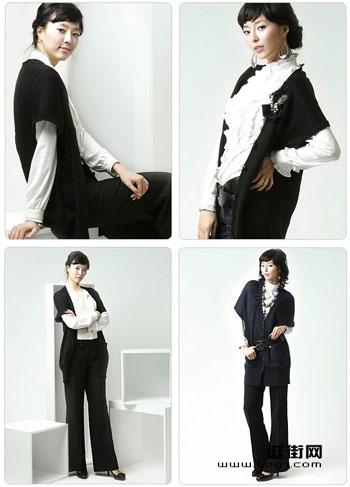 服装:美春装 穿出多种花样(4组)