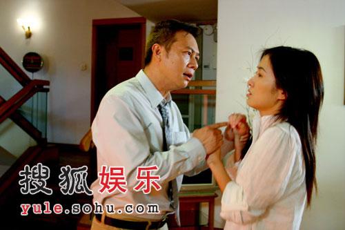 组图:叶璇新戏与吴镇宇偷情 被虐打寝食难安