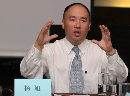 英特尔大中国区总经理杨旭谈及其对四核处理器的看法