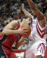 NBA图:火箭不敌猛龙 阿尔斯通积极防守