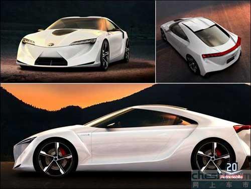 普锐斯的未来走向?丰田全新混合动力车