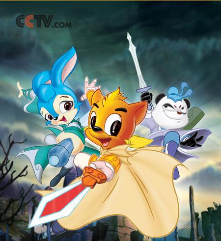 《虹猫蓝兔》编剧:打败《奥特曼》是创作目的