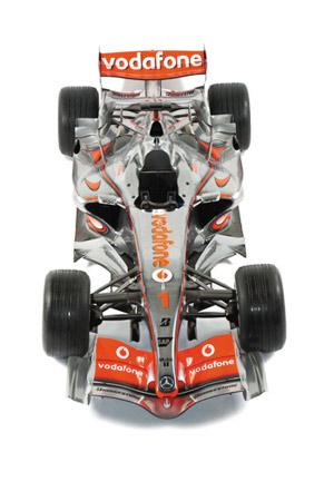 F1四车队新车巡礼:迈凯轮可怕 法拉利注重安全
