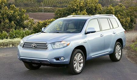 美国市场消费评选 十大车型-最值得购买