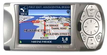 跃居全球第三 神达收购GPS品牌Navman