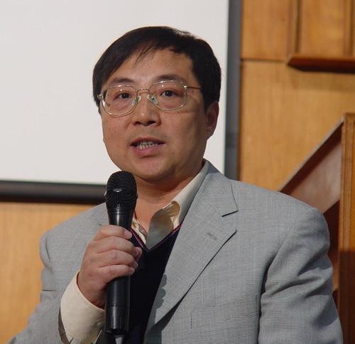 2006青年丰田环境保护奖获奖者与北大学子交流