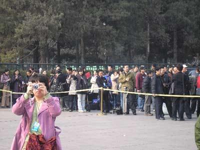 组图:看看北京的两会
