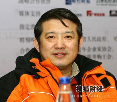 中国企业家论坛现场报道:陈东升发言