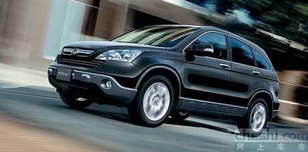 本田CR-V换代安全性一览 新老车型碰撞对比