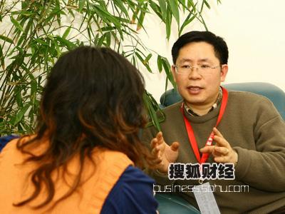 专访王文京:中国亚洲将成第三个管理软件产业中心