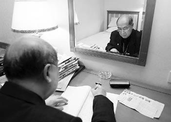 """当政协委员20年的""""述职报告""""(图)"""