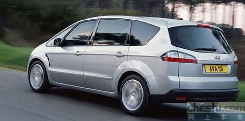 福特S-MAX接受预订 两款车型售22-25万