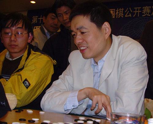 7日15点马晓春做客搜狐 指点江山畅谈2007大势
