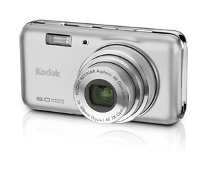 柯达优弧系列 V803变焦数码相机全新上市