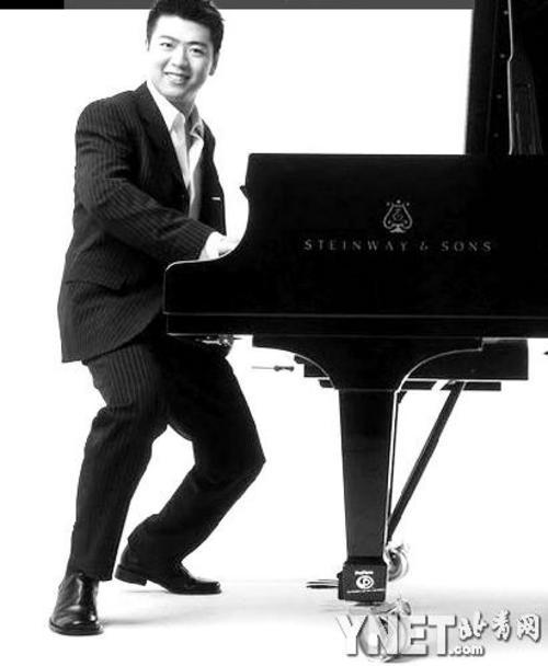 青年钢琴家朗朗福布斯榜列文艺界收入榜首(图)
