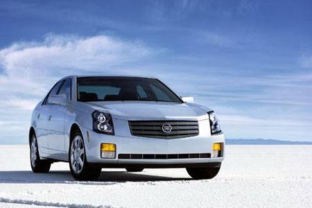 凯迪拉克2008款CTS有望在今年年内上市