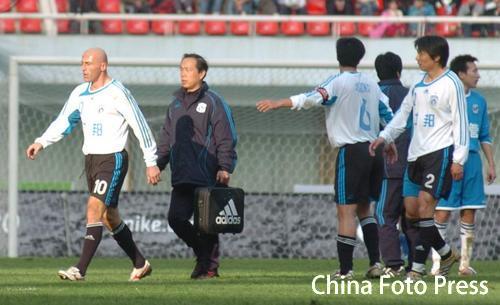 扬戈维奇仍坚持离开中国 五月谋求转会欧洲联赛