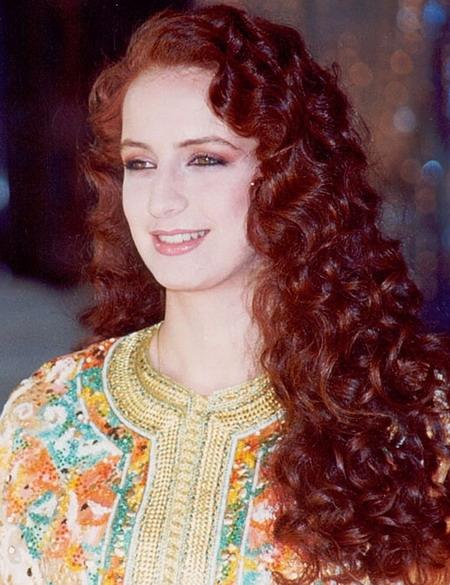 摩洛哥王妃拉拉-萨尔玛-搜狐女人