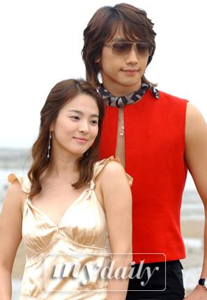 《浪漫满屋》中国播出人气高 创收视12%佳绩