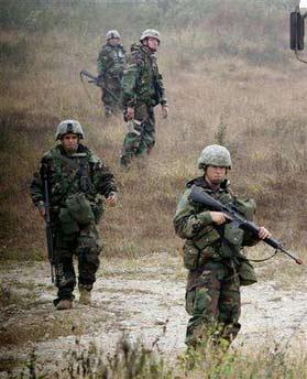 美军方宣布美韩年度军演计划 称无意刺激朝鲜