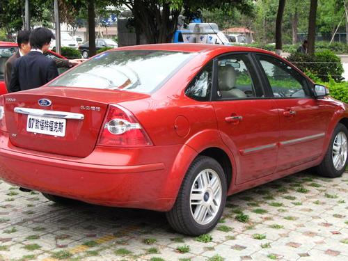 [新车]2007款福特福克斯 两厢运动版(图)
