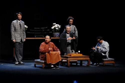 预告:话剧《望天吼》进京 搜狐娱乐视频直播