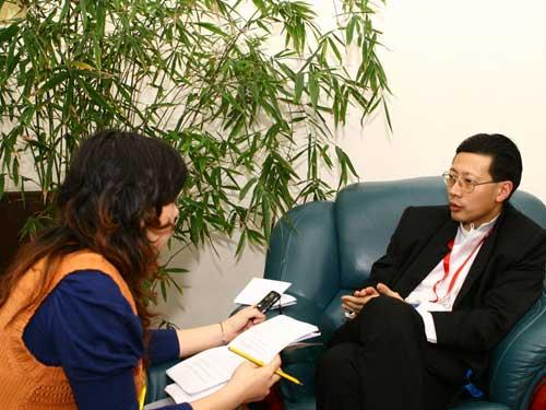 红杉掌门沈南鹏:看好中国机会 关注高成长企业