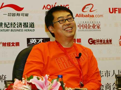 张志勇:在创意中表现中国元素 走差异化道路