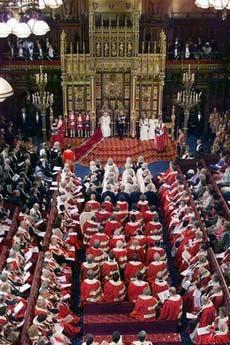 英国议会同意改革上议院 上院成员可由选举产生