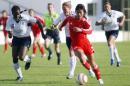 图文:[阿尔加夫杯]中国1-2美国 韩端突入重围