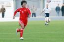 图文:[阿尔加夫杯]中国1-2美国 韩端边路疾进