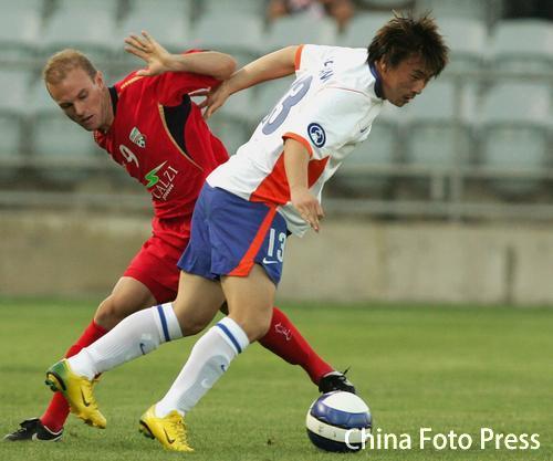 3月7日博文精选之鲁能 用胜利带给中国足球希望