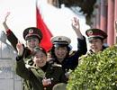 军中女杰庆祝妇女节