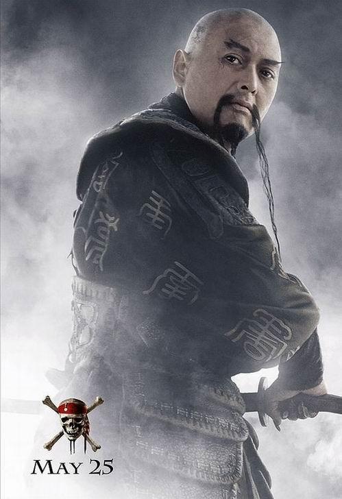 组图:章子怡等进军好莱坞 展望华人影星的2007
