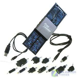售价59美元 太阳能万能充电器面世
