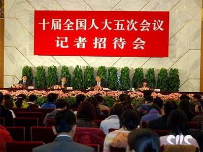 财政部长金人庆举行新闻发布会实录(图)