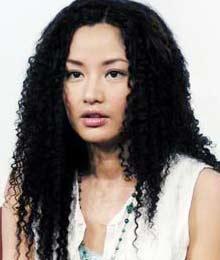发型:宝马美女瞿颖的善变发型