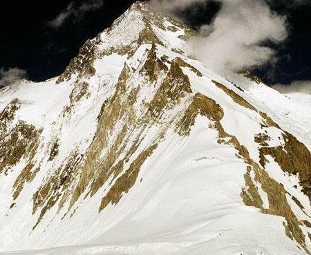 仙境般的加舒尔布鲁木山I峰