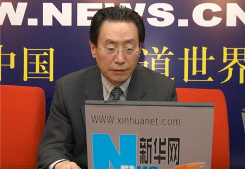 独家专访:外交部副部长武大伟谈六方会谈(图)