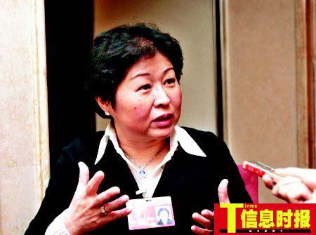 内地女首富张茵:我不是暴发户 属企业自然增长