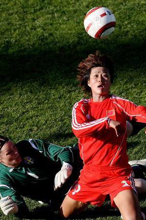 女足阿杯-玫瑰晚节不保 中国0-1瑞典遭遇两连败