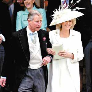 英报披露59个秘密 指查尔斯与卡米拉婚姻违法