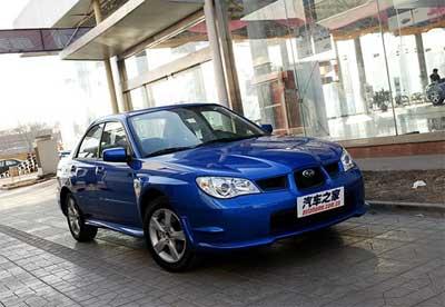 翼豹也掀背!富士改版Impreza决战WRC