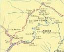 加拉白垒峰地形图