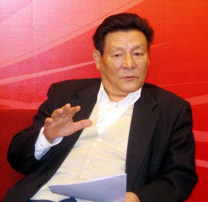 叶文虎、夏青、李开发谈我国的环保和可持续发展