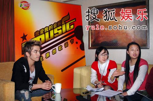 独家访李珉宇:神话九年靠团结 要在中国开个唱