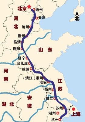 政协委员呼吁加快大运河保护和申遗工作(图)