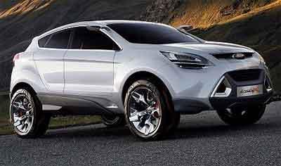 平价宝马X3 福特SUV概念车将要量产