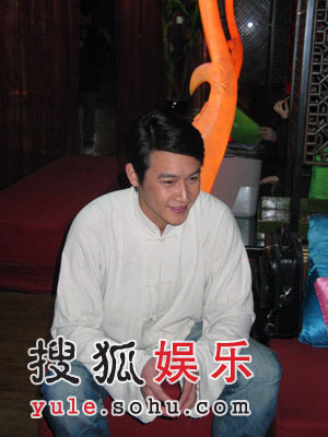 陆毅黄磊《家》中争吵 七年后再演绎经典名著