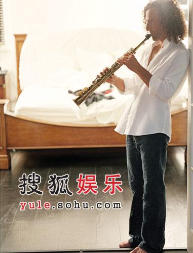 KENNY G完美呈现萨克斯极致浪漫 29日相约上海